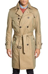 Men's Mackintosh Double Breasted Long Trench
