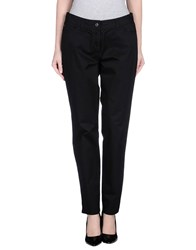 Caractere Trousers Casual Trousers Women Black