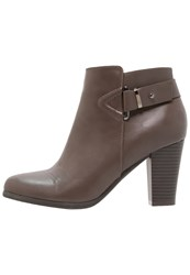 Anna Field Ankle Boots Taupe
