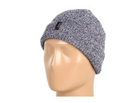 Brixton Heist Beanie Navy Heather Beanies Gray