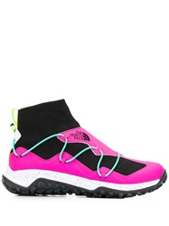The North Face Sihl Mid Pop 111 Trainers Pink