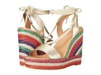 Kate Spade Daisy Too Gold Tumbled Leather Multi Rope
