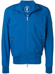 Save The Duck Bomber Jacket Blue
