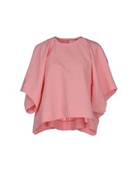 Viktor And Rolf Shirts Blouses Women Pink
