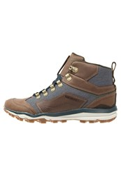 Merrell All Out Crusher Laceup Boots Boardwalk Tan