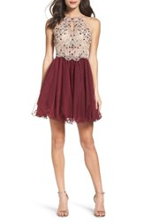 Blondie Nites Women's Fit And Flare Dress