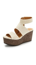Coclico Max Wedge Sandals Adrar