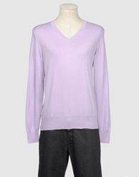 Pass 88 V Necks Light Purple