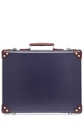 Globe Trotter Centenary 18 Air Cabin Case With Leather Blue