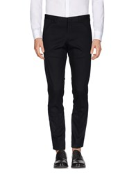 Frankie Morello Trousers Casual Trousers Black