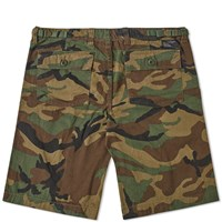 Stussy Military Short Green