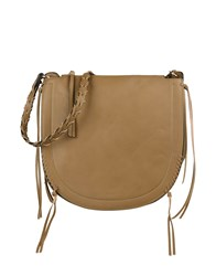 Nali Handbags Brown