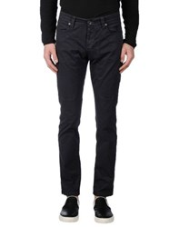 Jeckerson Trousers Casual Trousers Men Dark Blue