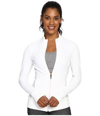 Lole Essential Up Cardigan White 1 Women's Workout