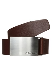 Calvin Klein Jeans Mino Belt Dark Brown