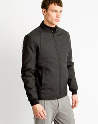 Selected Clean Bomber Jacket