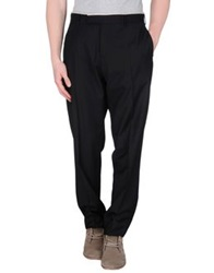 Christian Dior Dior Homme Casual Pants Black