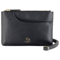 Radley Pockets Leather Small Across Body Bag Black