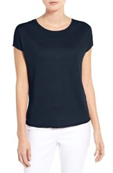 Nic Zoe Women's Every Day Tissue Tee Indigo