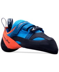 Evolv Shaman Climbing Shoes From Eastern Mountain Sports Blue Orange