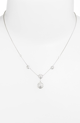 Kwiat 'Moonrise' Diamond Pendant Necklace White Gold