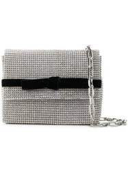 Ca And Lou Party Bag Darling Crystal Silver