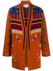 Etro Embroidered Draped Cardigan 60