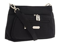 Baggallini Everyday Bagg Black Cross Body Handbags