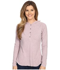 Columbia Trail Shaker Hoodie Sparrow Heather Women's Sweatshirt Pink