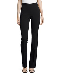 Philosophy Di Alberta Ferretti Straight Leg Dress Pants Black