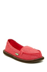 Sanuk Ohm My Flat Red