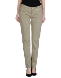Shaft Casual Pants Sand