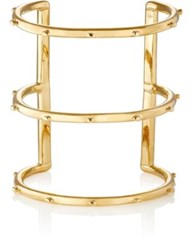 Jennifer Fisher Women's Triple Organic Stud Cuff Gold