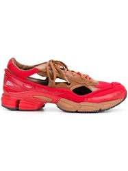 Raf Simons Adidas By Rs Ozweego Iii Runner Sneakers Red