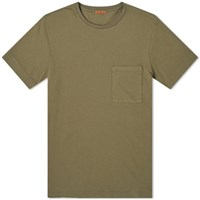 Barena Giro Pocket Tee Green