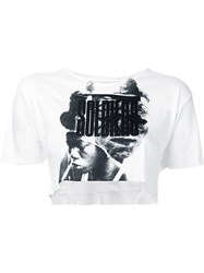 Strateas Carlucci 'Soldiers' Cropped T Shirt White
