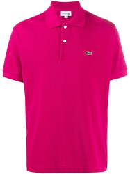 Lacoste Logo Embroidered Polo Shirt 60
