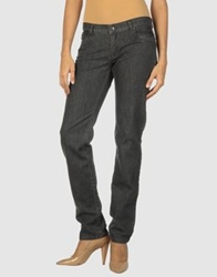 Bonpoint Denim Pants Steel Grey