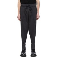 The Viridi Anne Grey French Terry Lounge Pants