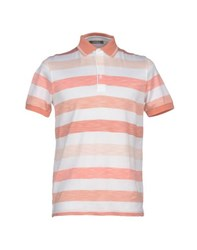 Andrea Fenzi Topwear Polo Shirts Men Skin Colour