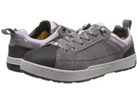 Caterpillar Brode St Dark Gull Grey Sea Fog Women's Industrial Shoes Gray