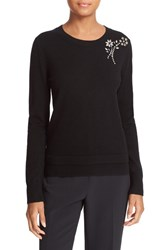 Kate Spade Women's New York Embellished Sweater