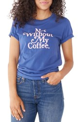 Ban.Do Ban. Do Not Without My Coffee Classic Tee