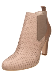 Eden Ankle Boots Taupe