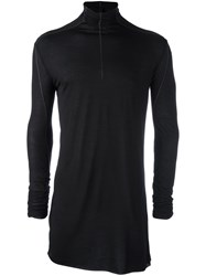 Army Of Me Turtleneck Slim Fit Sweater Black