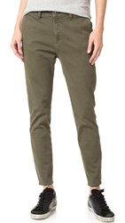 Dl1961 Jessica Alba No.6 Tapered Pants Clover