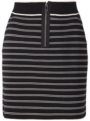 Rag And Bone Rag And Bone 'Regan' Skirt Black