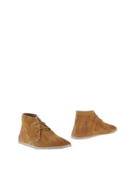Yab Ankle Boots Camel