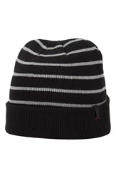 Men's A. Kurtz Deck Stripe Beanie Black