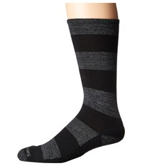 Smartwool Premium Gimsby Crew Black Crew Cut Socks Shoes